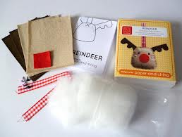 sew your own reindeer 2