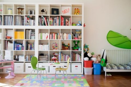 Delightful Expedit For Playroom