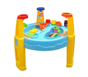 water and sand table
