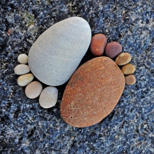 Pebble Feet
